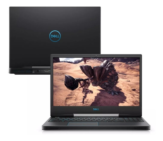 Notebook Gamer Dell G5 5590 Core I7 16gb Hd + Ssd Rtx 2060