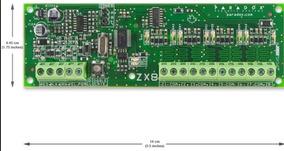 Módulo De Expansão Zx8 - Linha Sp Paradox