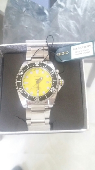 Relogio Seiko Kinetic Driver S Watch