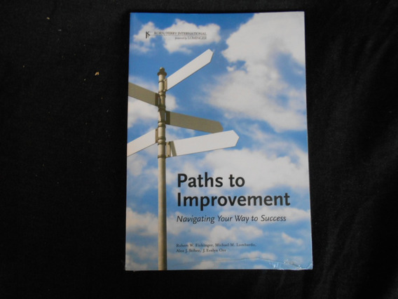 Paths To Improvement - Navigating Your Way To Sucess