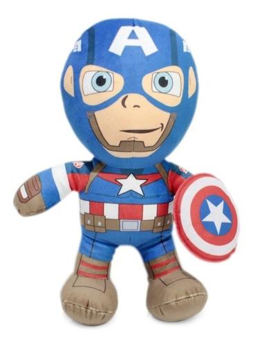 Capitán América De Peluche