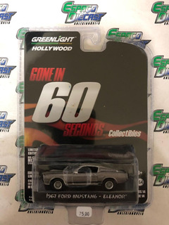 Ford Mustang Shelby Eleanor 60 Seconds Hollywood Greenlight