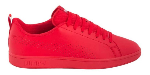 Tenis Casuales Hombre Puma Smash Ace 5304 Id-185978 F9