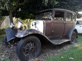 Ford A 1931 6 Cristales