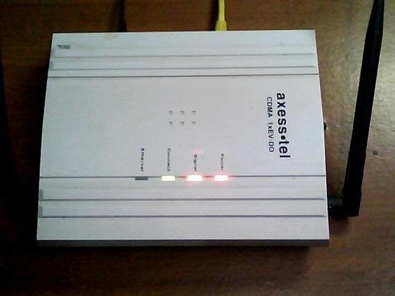 Modem Axesstel Cdma D800 1xev-do