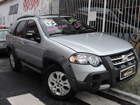 Fiat Palio Week Adventure Locker 1.8 Flex Completa Ano 2009