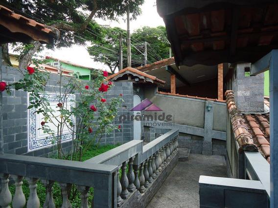 Casa Residencial À Venda, Jardim Uirá, São José Dos Campos. - Ca3419