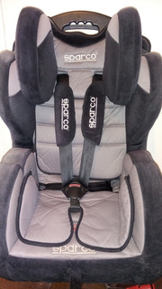 Butaca De Seguridad Infantil Sparco F700k