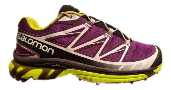 Zapatillas Mujer Salomon Wings Pro Trail Running Originales