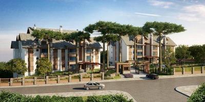 Apartamento Residencial À Venda, Bavária, Gramado. - Ap0228