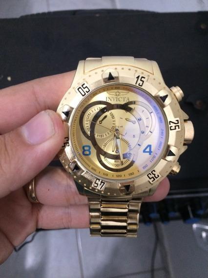 Relógios Invicta Com Vidro De Safira
