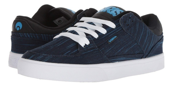 Zapatillas Osiris Protocol Blue / Knit