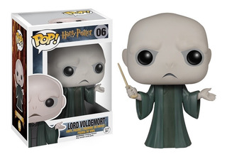 Funko Pop Lord Voldemort 06 Harry Potter