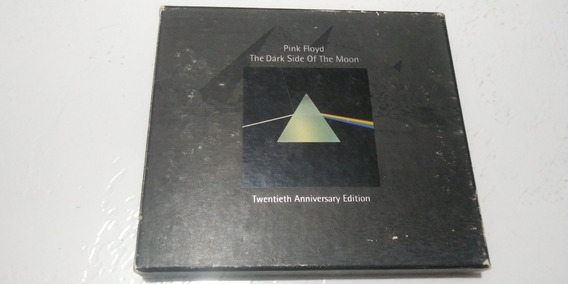 Cd Pink Floyd - The Dark Side Of The Moon 20th Anniversary
