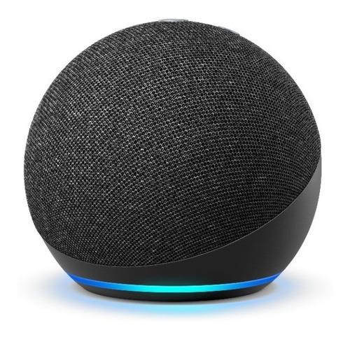 Imagem 1 de 7 de  Echo Dot Amazon Smart Speaker  (4ª Geração) Com Alexa