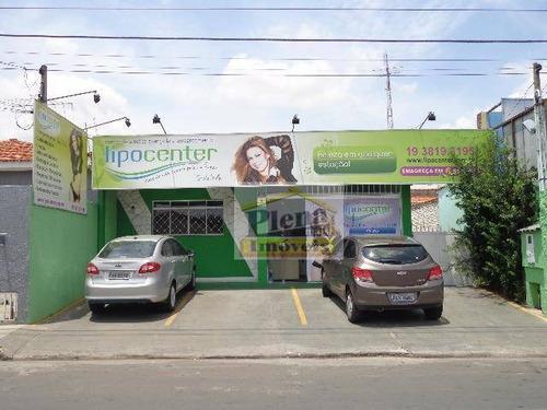 Ponto  Comercial À Venda, Loteamento Remanso Campineiro, Hortolândia. - Pt0023