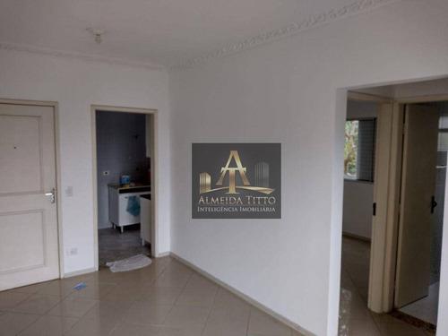 Imagem 1 de 22 de Apartamento Com 2 Dormitórios À Venda, Condomínio Colinas De Jandira - Confira!!! - Ap3208
