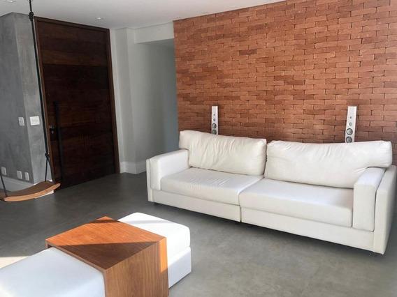 Apartamento Com 1 Dormitório À Venda, 96 M² Por R$ 1.900.000,00 - Itaim - São Paulo/sp - Ap60592