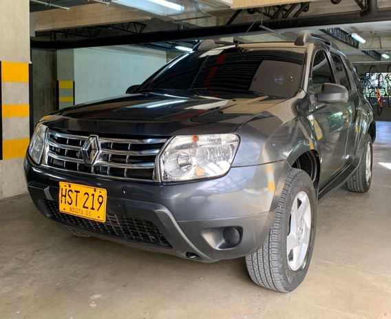 Renault Duster Expression Mt 2014