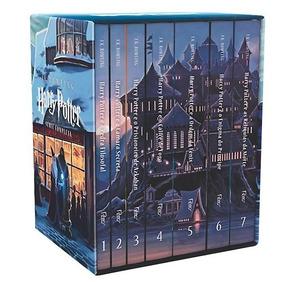Box Harry Potter (7 Livros)