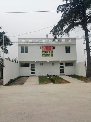 Casa Nueva De 3 Recamaras En San Pablo Autopan Es Ejido