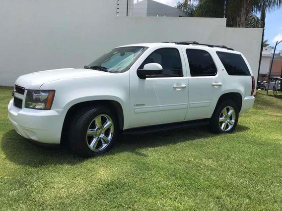 Chevrolet Tahoe D Suv Piel Cd 2a Fila Asientos At 2012