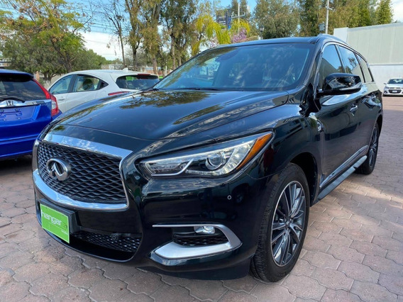 Infiniti Qx60 2017 Negra At. Perfection Plus Cvt, Hangar Gal