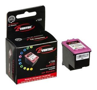 Cartucho Evertec Compatible Con Hp 662 Xl Color