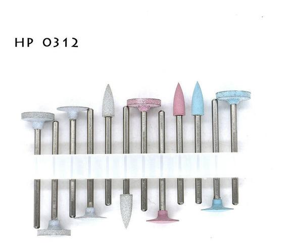Dientes Hp0312 Para 1 Paquete De Pulido De Porcelana Dental