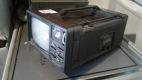 Tv Portátil Antiga Pra Decorar Anos 90