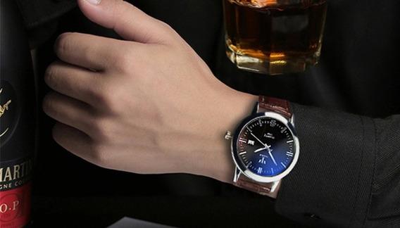 Relógio Masculino Da Marca Yazóle
