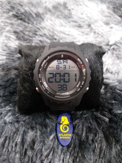 Relógio Atlantis Digital E A Prova D