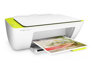 Impresora Hp Deskjet Ink Color Multifuncion Escaner Pc Ramos