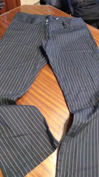 Pantalon Rayado Walium T 44/6