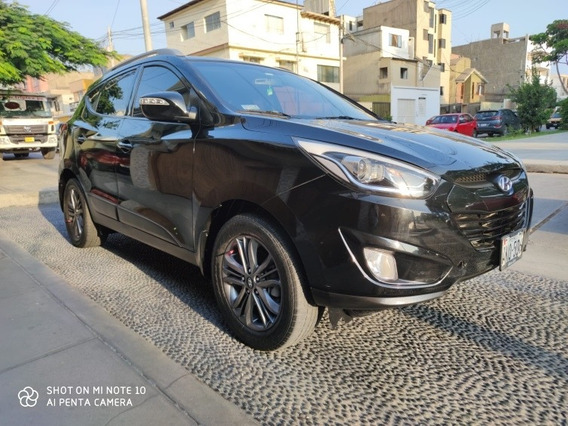 Hyundai Tucson Automatico Full 2015