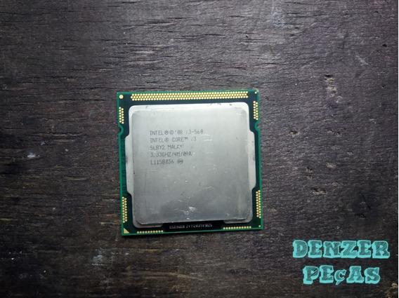 #450b Processador Intel Core I3 560 Funcionando 100%
