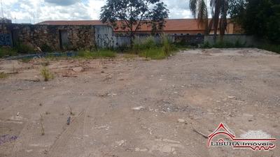 Terreno No Centro De Jacareí Sp Ótimo P/ Estacionamento - 3004