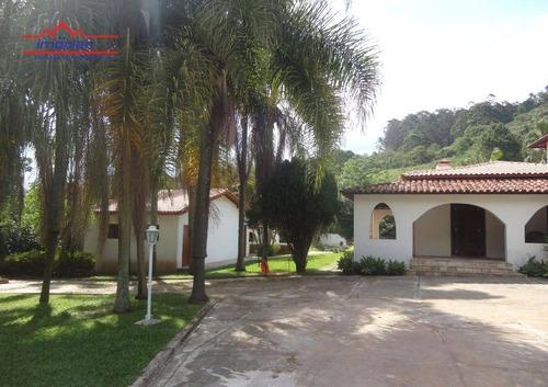 Imagem 1 de 30 de Chácara À Venda, 12000 M² Por R$ 3.500.000,00 - Boa Vista - Atibaia/sp - Ch0158