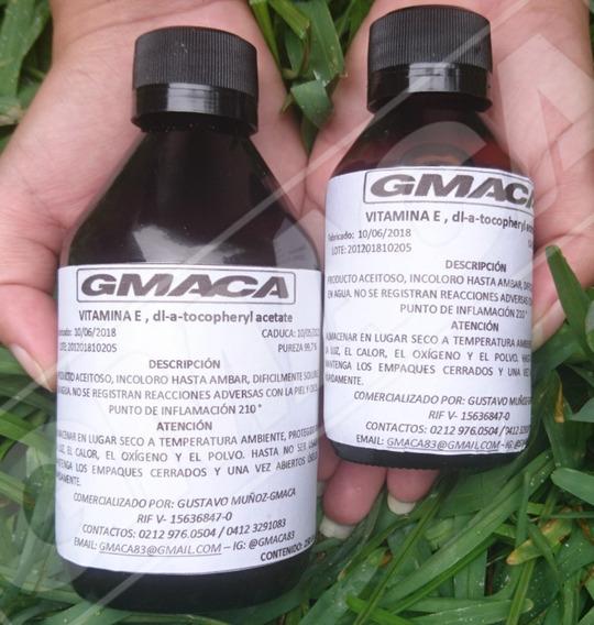 Vitamina E - 125 Ml $ 8,3