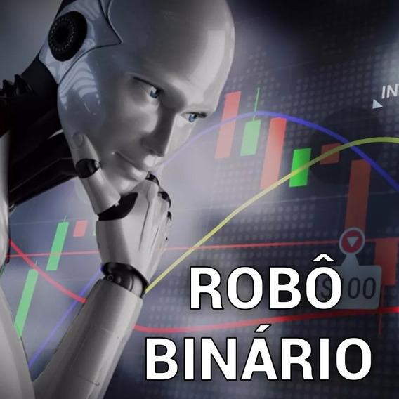 Robô Binary.com 2020 Com Analise Conta Real + Suporte