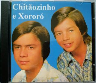 Cd Chitãozinho E Xororó - Galopeira (1970) 1º Disco (lacrado