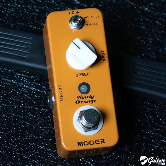 Pedal Mooer Ninety Orange - Seminovo