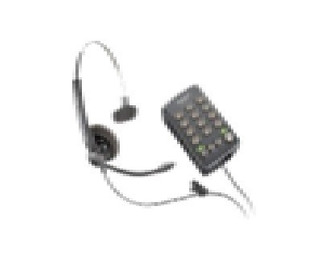 Telefono De Diadema Practica De Plantronics (substituye T100