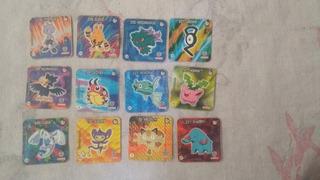 Tazos Jo Ken Pokemon