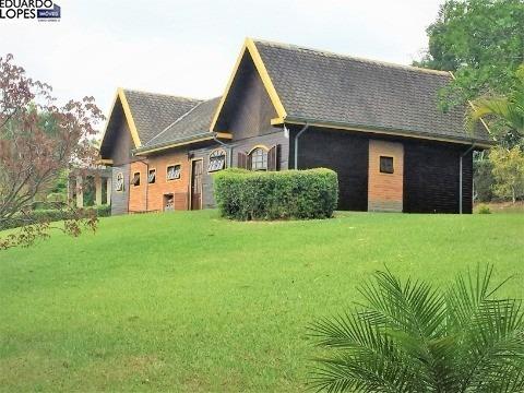 Chácara Lagos De Shanadú Indaiatuba São Paulo - Ch00045