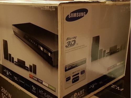 Imagen 1 de 8 de Combo Home Theater Bluray LG Samsung 1000w Sound Bard280 LG