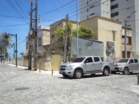 Casa Residencial À Venda, Praia De Iracema, Fortaleza. - Ca0836