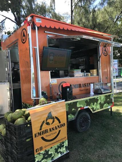 Food Truck Inox