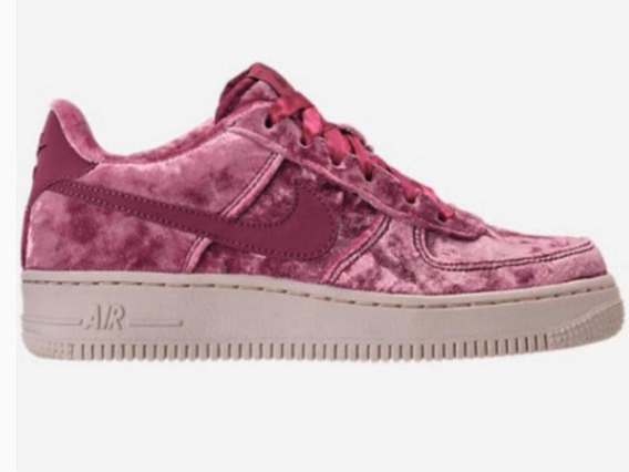 Zapatillas Nike Air Force 1 Lv8 Velvet Terciopelo