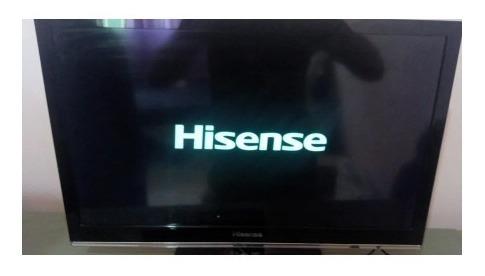 Tv / Monitor Lcd Hisense 24  - Full Hd -  Hdmi Vga Usb